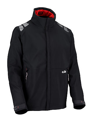 Gill 1603 Pro Softshell Jacket Graphite