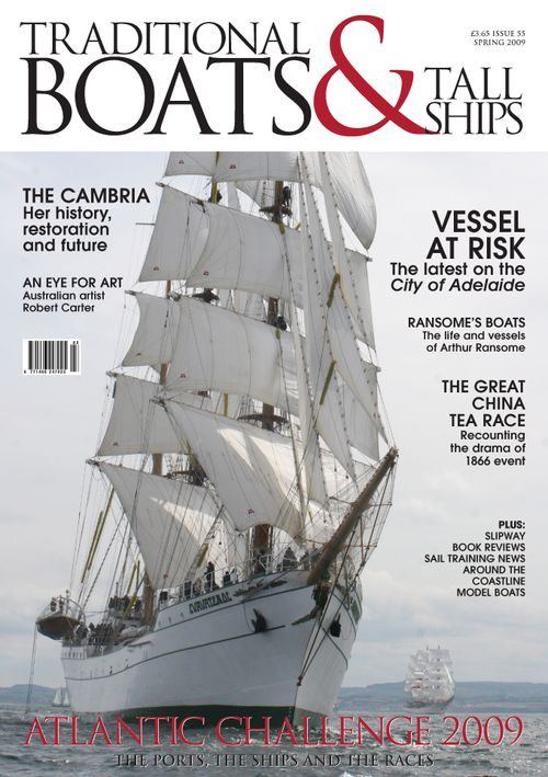 TB&TS issue 55 cover
